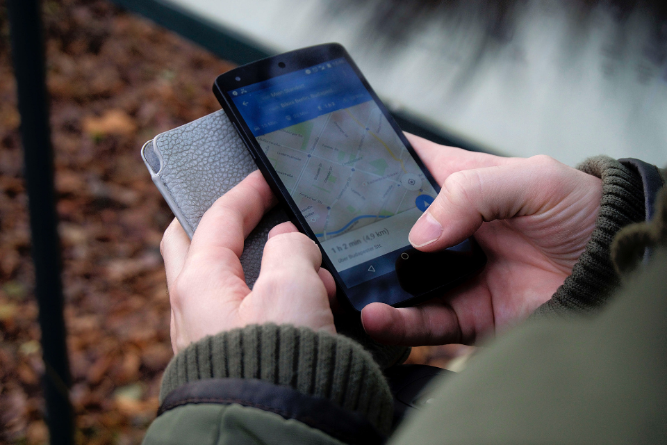 ¿Por qué no funciona Google Maps?